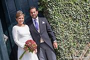 27 de septiembre de 2014- Reportaje Boda Julia y Pedro en el la bodega Lagar de Pintos (Ribadumia)
