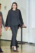 020217 Queen Letizia attends '6th Forum Against Cancer'