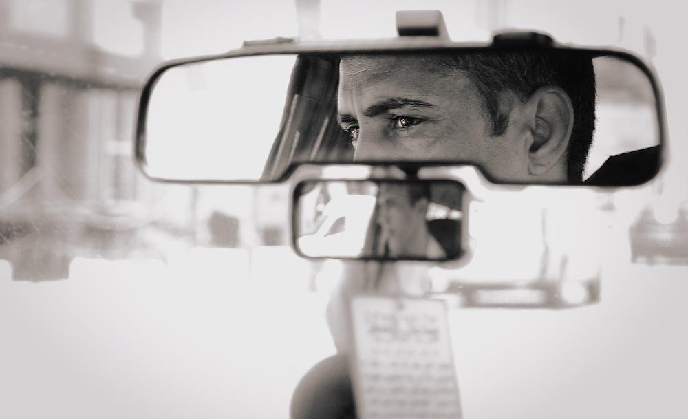 Tunisia - Taxi driver