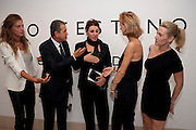 Mario Testino exhibition.  Hosted by Vanity Fair Spain and Lancome. Thyssen-Bornemisza Museum (Paseo del Prado 8, Madrid.20 September 2010.  -DO NOT ARCHIVE-© Copyright Photograph by Dafydd Jones. 248 Clapham Rd. London SW9 0PZ. Tel 0207 820 0771. www.dafjones.com.