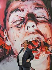 Now Jenny Saville exhibition | Edinburgh | 22 March 2018