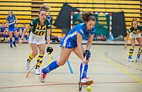 AMSTERDAM  - /k6/tijdens het starttoernooi zaalhockey in Sporthallen Zuid.    COPYRIGHT KOEN SUYK