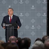 Viktor Orban PM open Museum of Fine Arts 2018