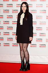 October 18, 2016 - London, London, UK - AMY MACDONALD attends the Variety Showbiz Awards at the Hilton Park Lane Hotel. London, UK. (Credit Image: © Ray Tang/London News Pictures via ZUMA Wire)
