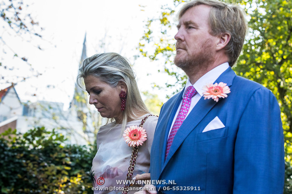 NLD/Den Haag/20190822 - Uitvaart Prinses Christina, Koning Willem Alexander en Koningin Maxima