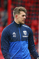 Football - 2017 / 2018 Premier League - AFC Bournemouth vs. West Bromwich Albion<br /> <br /> Alex Palmer of West Bromwich Albion at Dean Court (Vitality Stadium) Bournemouth <br /> <br /> COLORSPORT/SHAUN BOGGUST