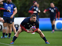 Rugby Union - 2020 Six Nations Championship - England Training Session & Press Conference pre-Ireland<br /> <br /> England's Ben Earl, at Pennyhill Park Hotel.<br /> <br /> COLORSPORT/ASHLEY WESTERN