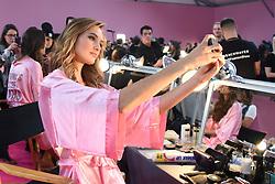 Paris Victoria Secret Make Up Media. 30 Nov 2016 Pictured: Models. Photo credit: Newspictures/ MEGA TheMegaAgency.com +1 888 505 6342