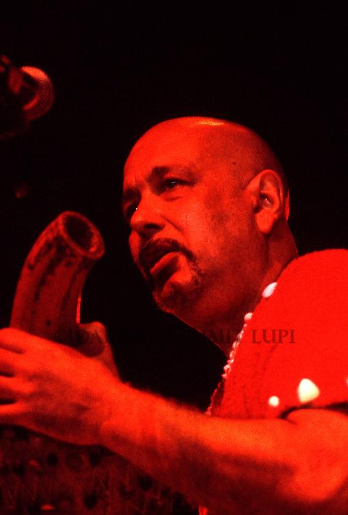 Robin Jones King Salsa, 1991<br /> Photo by Darrin Zammit Lupi