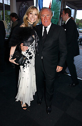 ANDREW NEIL and AURELIA BONITO at the 28th Game Conservancy Trust Ball in Battersea Park, London SW11 on 18th May 2006.<br /><br />NON EXCLUSIVE - WORLD RIGHTS
