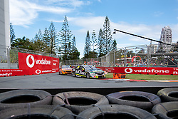 October 19, 2018 - Gold Coast, QLD, U.S. - GOLD COAST, QLD - OCTOBER 19: Steven Richards in the Autobarn Lowndes Racing Holden Commodore during Friday practice at The 2018 Vodafone Supercar Gold Coast 600 in Queensland on October 19, 2018. (Photo by Speed Media/Icon Sportswire) (Credit Image: © Speed Media/Icon SMI via ZUMA Press)