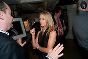 KAREN MILLEN, Teens;)Unite Fighting Cancer charity art auction. The Embassy Club. 6 April 2010