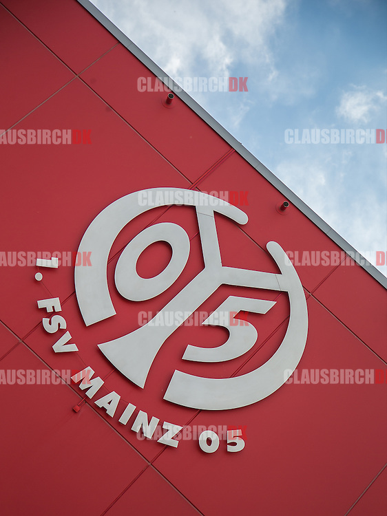 FOOTBALL: The Coface Arena of 1. FSV Mainz 05 on September 19, 2014 in Mainz, Germany. Photo: Claus Birch