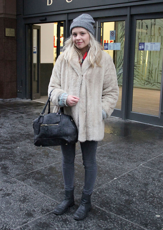 Tori Arrighi.Fashion Icon/Rita Ora.Favourite Brand/Rebecca Torres.Instagram/tozzareegz