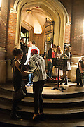 The Almeida Theatre  celebrates Mike Attenborough's 11 brilliant years as Artistic Director. Middle Temple Hall,<br /> Middle Temple Lane, London, EC4Y 9AT