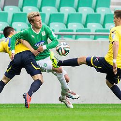 20140507: SLO, Football - Prva liga Telekom Slovenije, NK Olimpija vs NK Celje