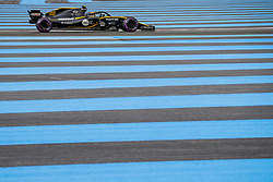 June 23, 2018 - Le Castellet, France - Motorsports: FIA Formula One World Championship 2018, Grand Prix of France, .#55 Carlos Sainz jr. (ESP, Renault Sport Formula One Team) (Credit Image: © Hoch Zwei via ZUMA Wire)