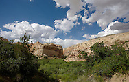 Lower Calf Creek Canyon in the Grand Staircase-Escalante National Monument.