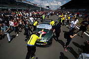 June 19-23, 2019: 24 hours of Nurburgring. 35 AMR Performance Centre, Marco Müller, Tony Richards, David Thilenius, Heinz Jürgen Kroner, Aston Martin Vantage GT8