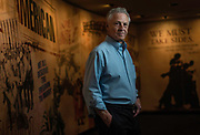 MONTGOMERY, AL -- 5/25/17 -- Even at age 80, Morris Dees still comes into the office daily. The attorney has made a career taking down racist organizations and hate groups over the years, and has created an infrastructure to continue that work well into the future. Dees is pictured inside the Civil Rights Memorial Center, which is dedicated to telling the history of the Civil Rights Movement. The center sees 40,000 visitors a year.<br /> Civil Rights attorney Morris Dees co-founded the Southern Poverty Law Center in 1971. The group has taken on the Ku Klux Klan and fought for against hate for decades, but is now facing criticism that it has labeled some groups without just cause..…by André Chung #_AC17608