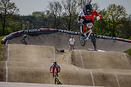 #994 (SCHMIDT Julian) GER at the 2016 UCI BMX Supercross World Cup in Papendal, The Netherlands.