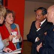 Brandweeroefening bejaardentehuis de Bolder Huizen, overleg, burgemeester, directie, commandant, bevelvoerder