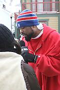 Method Man at the 2008 Sundance Film Festival held in Park, City Utah.