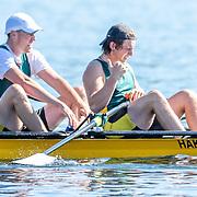 NZ National Club Rowing Championships, Lake Karapiro, Cambridge, New Zealand. Thursday 20th February 2020.  Copyright photo © Steve McArthur / @RowingCelebration www.rowingcelebration.com