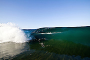 Surf Waves in Laguna Beach California
