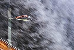19.01.2018, Heini Klopfer Skiflugschanze, Oberstdorf, GER, FIS Skiflug Weltmeisterschaft, Einzelbewerb, im Bild Kamil Stoch (POL) // Kamil Stoch of Poland during individual competition of the FIS Ski Flying World Championships at the Heini-Klopfer Skiflying Hill in Oberstdorf, Germany on 2018/01/19. EXPA Pictures © 2018, PhotoCredit: EXPA/ JFK