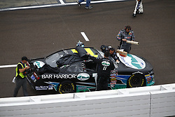 March 10, 2018 - Avondale, Arizona, United States of America - March 10, 2018 - Avondale, Arizona, USA: Ryan Truex (11) sits on pit road during a rain delay for the DC Solar 200 at ISM Raceway in Avondale, Arizona. (Credit Image: © Chris Owens Asp Inc/ASP via ZUMA Wire)