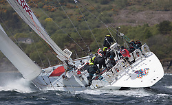 Day one of the Silvers Marine Scottish Series 2015, the largest sailing event in Scotland organised by the  Clyde Cruising Club<br /> Racing on Loch Fyne from 22rd-24th May 2015<br /> <br /> K3797, Drum, Sir Arnold Clark, CCC, Holland 77<br /> <br /> <br /> Credit : Marc Turner / CCC<br /> For further information contact<br /> Iain Hurrel<br /> Mobile : 07766 116451<br /> Email : info@marine.blast.com<br /> <br /> For a full list of Silvers Marine Scottish Series sponsors visit http://www.clyde.org/scottish-series/sponsors/