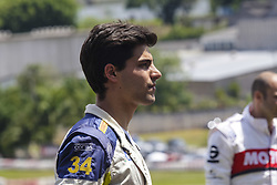 December 15, 2017 - Brazil - COTIA, SP - 15.12.2017: 500 MILHAS DE KART 2017 - On Thursday (14), free practice began, and today (15) the official training sessions of the most traditional Brazilian kartism will take place this Saturday (16) with more than 50 teams in search of victory, bringing together the biggest names in world motorsport of the most diverse categories like Formula 1, Indy, Formula 2, F3, StockCar, Copa Truck and the Kart. There are 12 hours of competition between teams competing in karts with prepared 4-stroke Honda engines. In the photo the pilot Matheus Iorio, pilot of F3. (Credit Image: © Fotoarena via ZUMA Press)