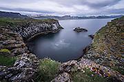Arnarstapi in West-Iceland.