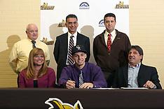 Marc Magliaro Colorado Rockies Contract Signing - January 24, 2013