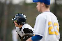Varsity baseball Winnisquam versus Gilford April 21, 2010.