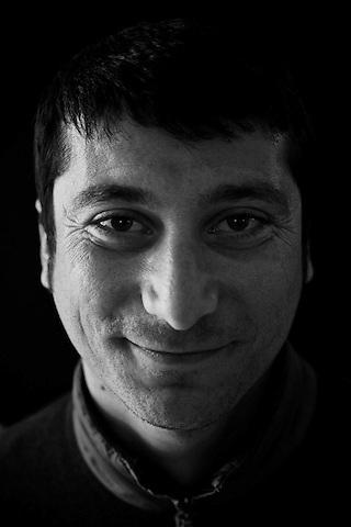 Giorgios Tsahas, 32, fireman