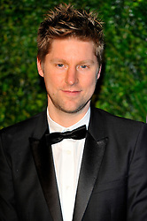 Christopher Bailey attends the 58th London Evening Standard Theatre Awards in association with Burberry, London, UK, November 25, 2012. Photo by Chris Joseph / i-Images.