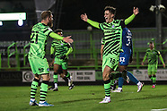 Forest Green Rovers v Grimsby Town FC 271020
