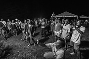LIGNUM, VA -- 7/23/16 -- Despite sweltering heat, music fans camped out and partied hard at Mustock 2016. Temperatures remained in the high 90's with a heat index over 100º all weekend. <br /> Mustock is a private music festival hosted by DC based musician, Mustafa Akbar. Now in it's 17th year, the event started as a fish-fry with Mustafa's mother when she was still living. Originally open to family and close friends, the event has grown steadily, and drew roughly 300 people over the weekend.…by André Chung #_AC23045
