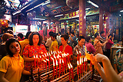 Chinese New Year Celebrations in China Town, Bangkok, Thailand.