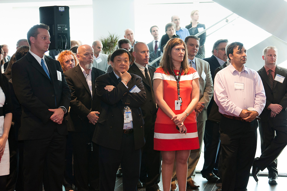 GE Innovation Centre Launch, Calgary, Alberta, Canada.