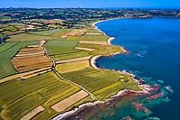 France, Manche (50), Cotentin, Omonville-la-Rogue, la côte // France, Normandy, Manche department, Cotentin, Omonville-la-Rogue, la côte