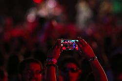 Natiruts se apresenta no Palco Planeta durante a 22ª edição do Planeta Atlântida. O maior festival de música do Sul do Brasil ocorre nos dias 3 e 4 de fevereiro, na SABA, na praia de Atlântida, no Litoral Norte gaúcho.  Foto: Marcos Nagelstein / Agência Preview