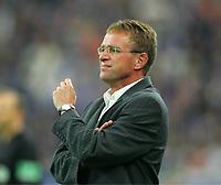 Ralf Rangnick <br /> Bundesliga FC Schalke 04 - 1. FC Kaiserslautern<br /> Norway only
