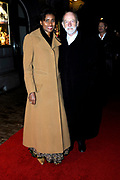 Premiere Les Miserables (2009) in theater Carre.<br /> <br /> Op de Foto: Laetitia Griffith