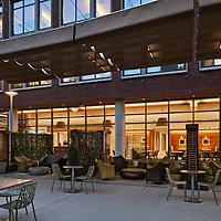 Childrens Healthcare of Atlanta - Courtyard Seating - Atlanta, GA