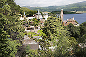 Portmeirion North Wales - The Prisoner location