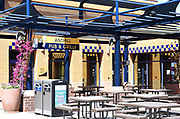 Anthill Pub and Grille at the East Food Court on Campus of the University of California Irvine