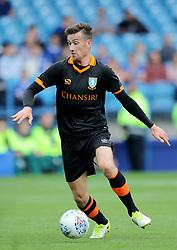 Sheffield Wednesday's David Jones during the pre-season match at Hillsborough, Sheffield.